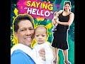 "Saying ""Hello"" | KAMI |  Miriam Quiambao's son Elijah delighted his mom"