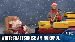 Der Weihnachtsmann schickt seine Elfen in Kurzarbeit