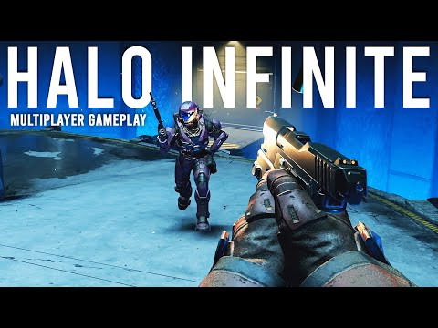 Halo Infinite Gameplay and Impressions!