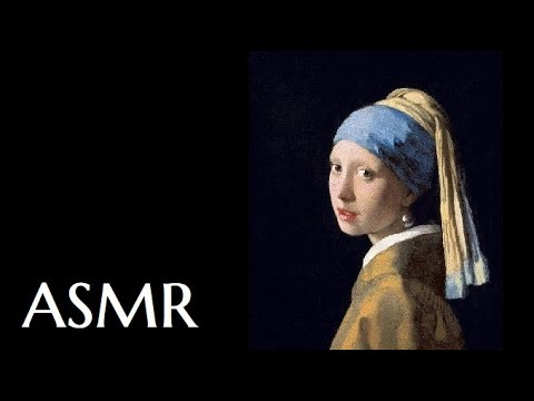 ASMR - History Of Colours (Blue, Red, Green)