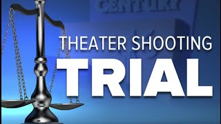 Theater shooting trial day 61: Start of