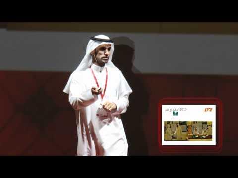 TEDxUQU 2012 | Naif Al-Qahtani | نايف القحطاني | كن طموح
