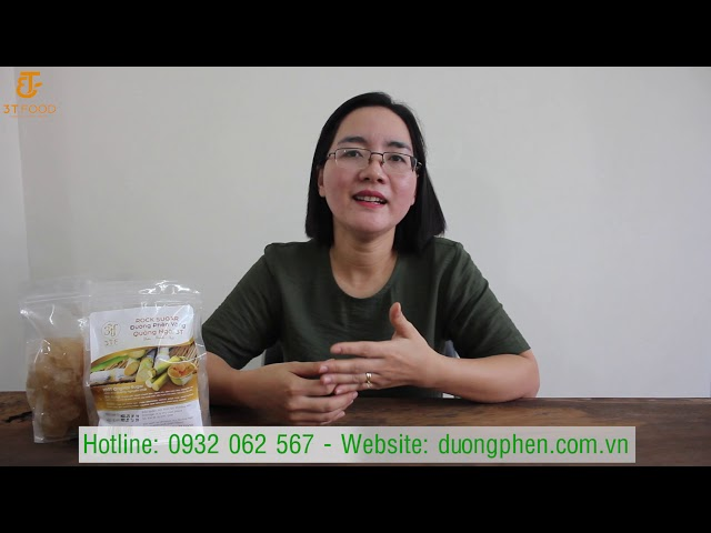 ĂN ĐƯỜNG PHÈN CÓ BÉO KHÔNG / 3T FOOD
