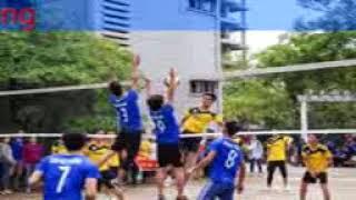 Phương pháp tập luyện đập bóng khi chơi bóng chuyền