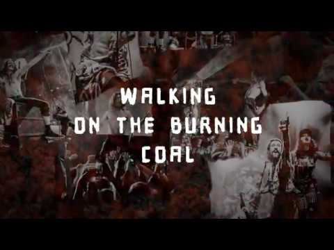Gogol Bordello - Walking On The Burning Coal (Lyric Video)