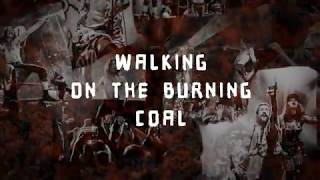 Gogol Bordello - Walking On The Burning Coal (Official Lyric Video)