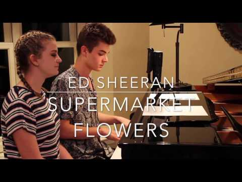 Ed Sheeran - Supermarket Flowers (Cover by...