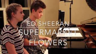 Ed Sheeran - Supermarket Flowers (Cover by Jay Alan)