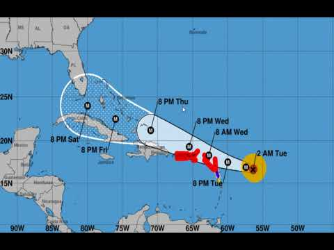 9 6 17 hurracaine irma track