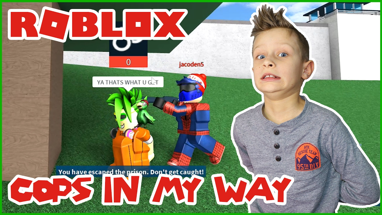 Roblox Prison Song Cops Stopping My Escape Roblox Prison Life Youtube