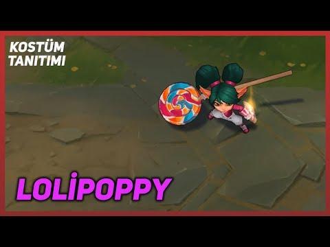 Lolipoppy (Kostüm Tanıtımı) League of Legends