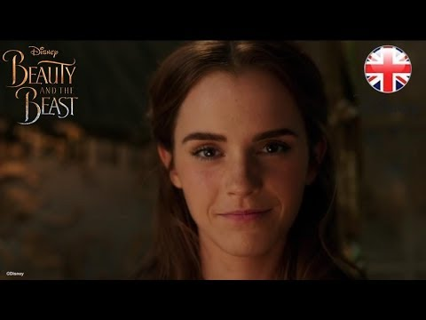 BEAUTY AND THE BEAST | Trailer | Official Disney UK