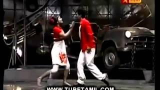 Vijay TV Jodi No 1 Season 4 Introduction Round Prem gopal Premini 13 02 2010