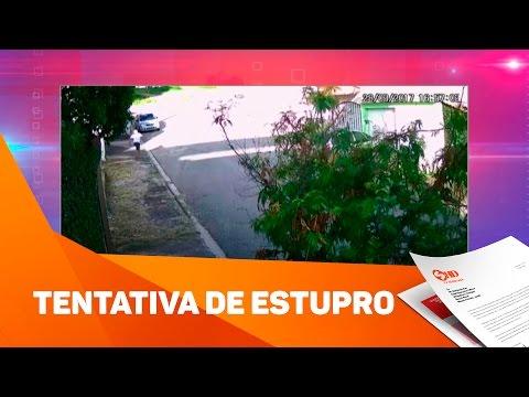 Tentativa de estupro em Votorantim - TV SOROCABA/SBT