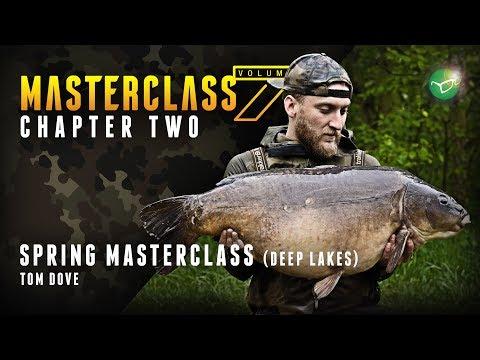Korda Masterclass Vol 7: Spring Carp Fishing | Tom Dove