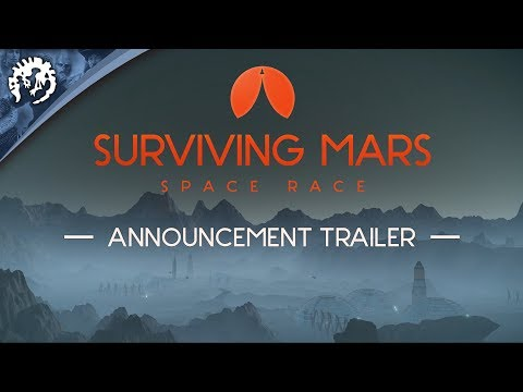 Surviving Mars: Space Race adds a competitive twist to life on the red planet
