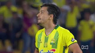 Bucaramanga vs Cali: resumen y gol del triunfo 1-0 del Bucaramanga Liga Águila 2018-II Fecha 18