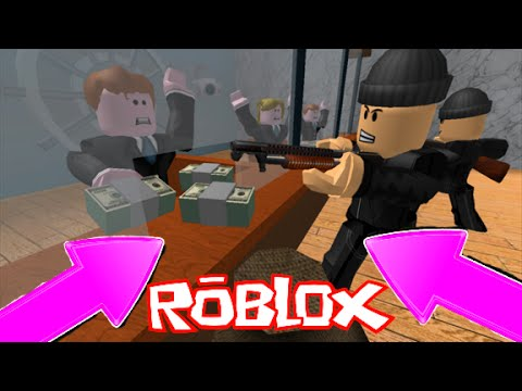 Roblox Rob The Bank Obby Walkthrough Robber Roblox Tomwhite2010 Com