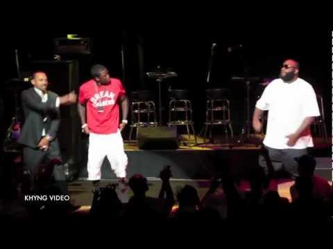 Meek Mill ft Rick Ross   TuPac Back    in Atlanta