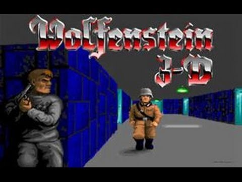 Wolfenstein 3d walkthrough let 39 s play 100 e6m9 boss for Floor 100 boss sao
