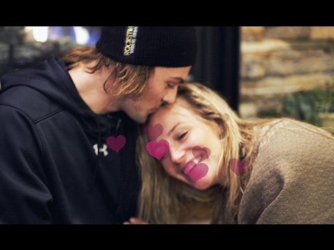 Tyler Nicholson & Jamie Anderson: A Snowboarding Love Story | CBC Sports