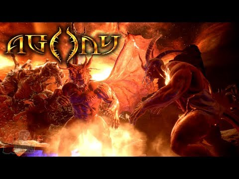 Agony Part 8 (Ending) | Horror Game | PC Gameplay Walkthrough