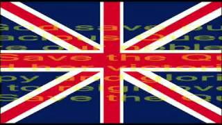 God Save The Queen - British National Anthem.mp4
