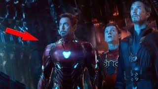 타노스를 막기 위한 아이언맨의 새로운 슈트!, 인피니티 워 2번째 예고편 분석
