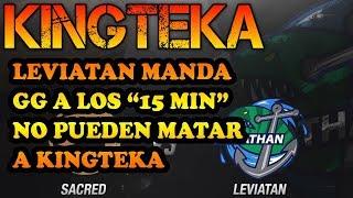 """ABUSIVOS!!!!  SACRED VS LEVIATHAN """"joinDota League""""    DOTA ..."""