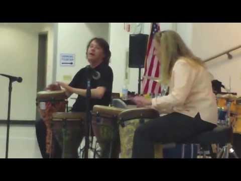 World Beat at Vineyard School - MusicMotive.com