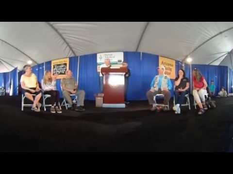 360° Rollicking Tucson trivia game show hosted by Dave Fitzsimmons