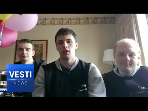 Programmers From Russia Won at the ICPC