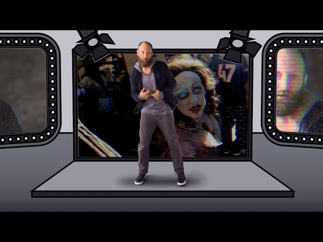 Ballad of a Zombie – Baba Brinkman Music Video