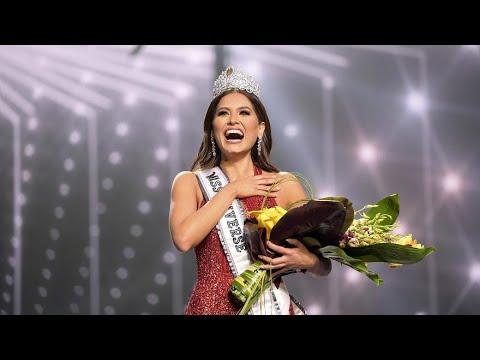 المكسيكية أندريا ميسا تتوّج ملكة جمال الكون للعام 2021  - نشر قبل 4 ساعة