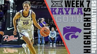 Kayla Goth | Leading the Wildcats