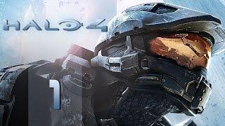 видео Прохождение Halo 4
