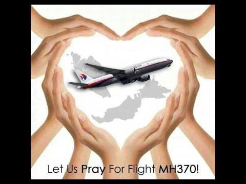 Pray For MH370:(Soundtrack MH370) Didedikasikan Untuk Pesawat Malaysia Airlines(MAS) MH370