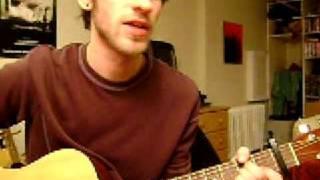 IAMX - Spit it Out (Acoustic cover)