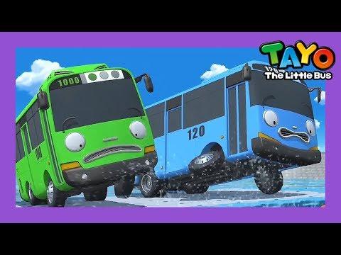 Tayo S3 ¡Alguien que nos ayude! l Tayo trailer la temporada 3 l Tayo el pequeño Autobús Español