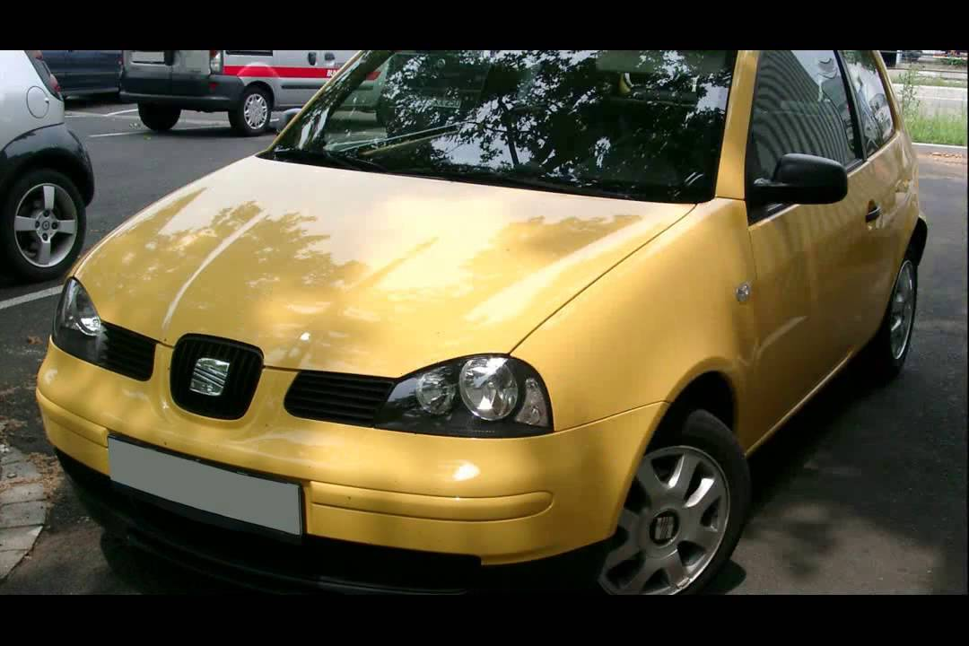 seat arosa facelift tuning cars youtube. Black Bedroom Furniture Sets. Home Design Ideas
