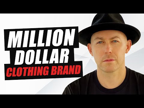 Creating A Million Dollar Brand w/ DOPE Clothing CEO Rob Gough