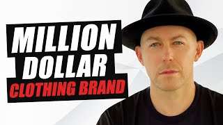 Creating A Million Dollar Brand w/ DOPE Clothing CEO Rob Gough