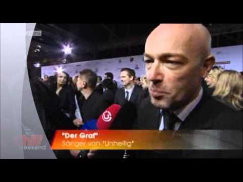 BERND HEINRICH GRAF 2011 UNHEILIG PORTRÄT STOTTERER & ECHO GEWINNER*****