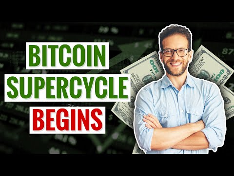 Bitcoin supercycle BEGINS 2021 ( + bitcoin price prediction)