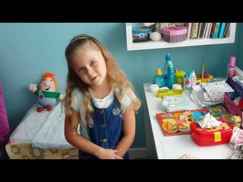 Видеообзор пеленального столика для Babyborn