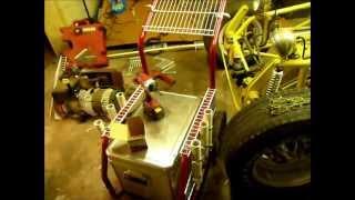 Diy Fishing Cart