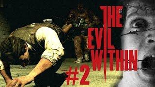 ESCAPANDO DEL GORDO CON MOTOSIERRA - The Evil Within #2