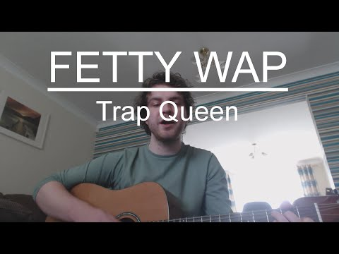 Fetty Wap - Trap Queen (Guitar Lesson/Tutorial/Cover) with Ste Shaw