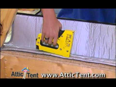 Attic Tent Youtube