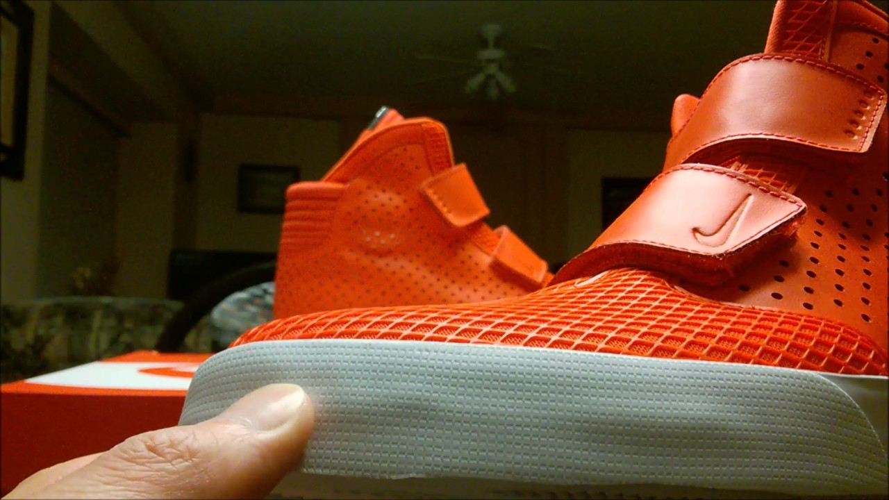 new concept a202f f817e NIKE FLYSTEPPER 2K3 RED   RED   WHITE UNBOXING AND REVIEW